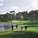 Golf Course in Myrtle Beach National West