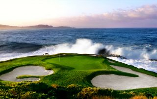 Pebble Beach US Golf