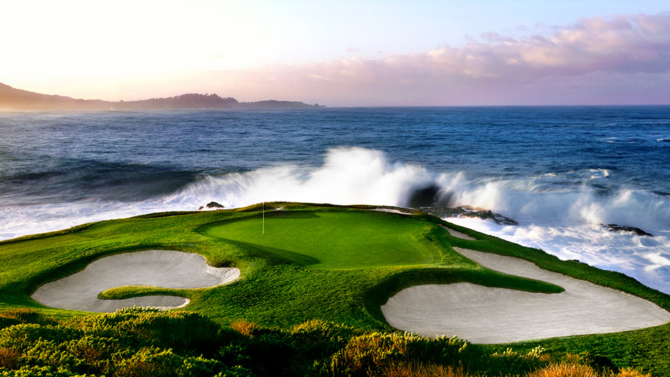 Top 10 Us Golf Courses For You To Play View Larger Image Pebble Beach