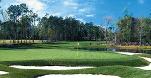 Myrtle Beach Golf Course Wachesaw East