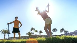 women friendly golf