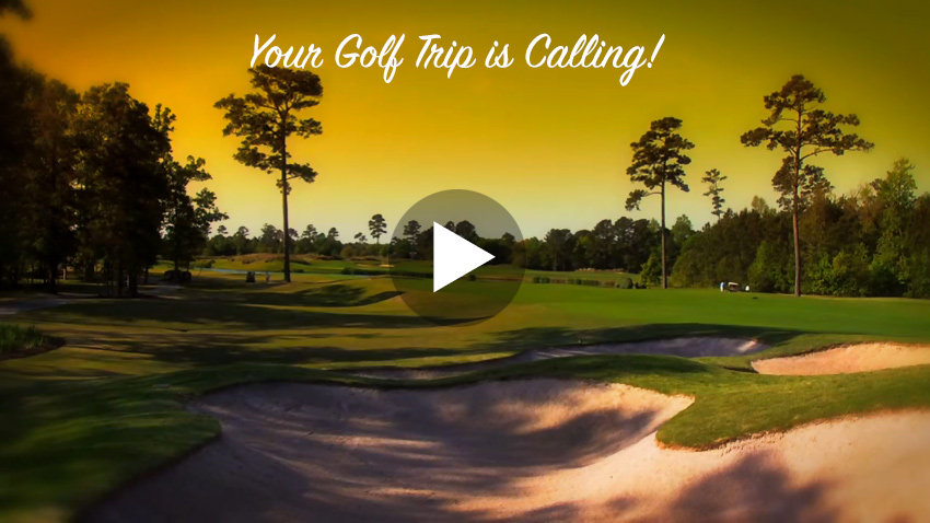 Your Golf Trip is Calling!