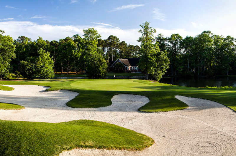 Myrtle Beach Golf Courses Arcadian Shores