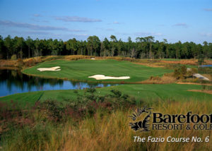 Barefoot Resort - The Fazio Golf Course