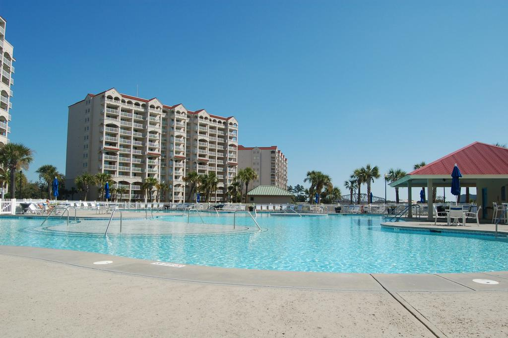 Myrtle Beach Golf Resorts Barefoot Villas