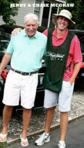 Jerry McGraw and Chase McGraw of Coastal Golfaway