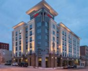 Marriott in Historic Downtown Wilmington