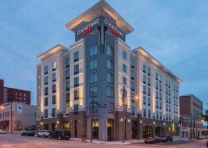 Marriott in Historic Downtown Wilmington