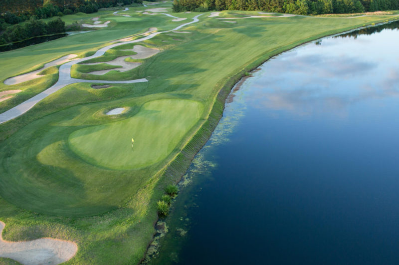 Myrtle Beach Golf Packages Barefoot Dye Club