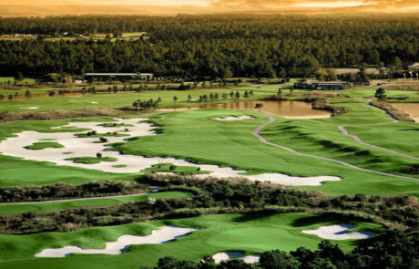 Thistle Golf Club ten minute package