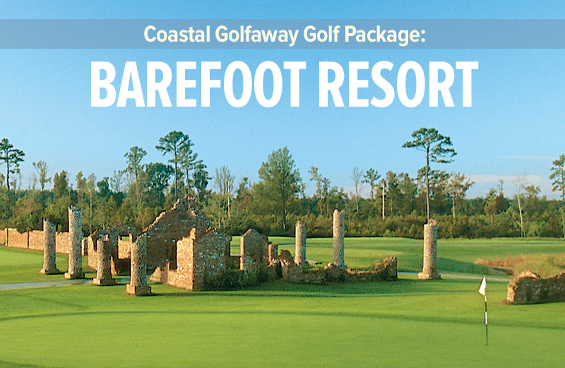 Barefoot Resort Package