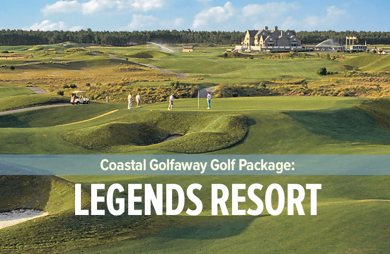Legends Resort Golf Package Pay For 3