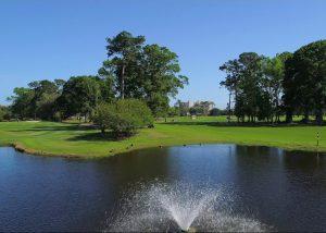 Myrtle Beach Golf Course Beachwood Golf Club