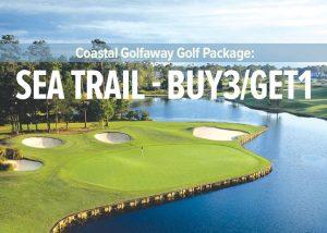 Sea Trail Golf Resort Package