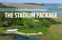The Stadium Package featuring Tidewater Golf Club