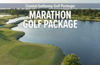 Marathon Golf Package