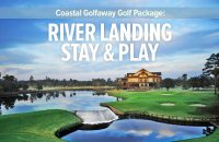 Try the River Landing Stay and Play Golf Package