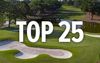Top 25 Myrtle Beach Golf Course Rankings