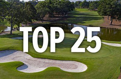 Top 25 Myrtle Beach Golf Course Rankings